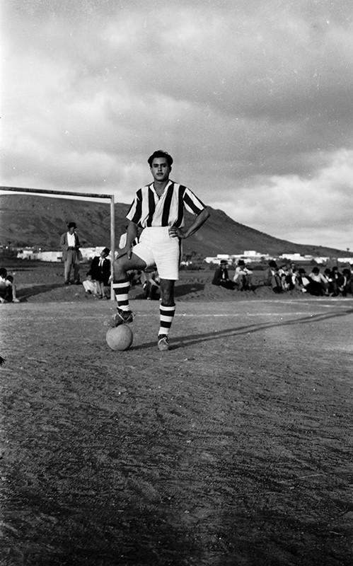 Campo de fútbol de Haría II