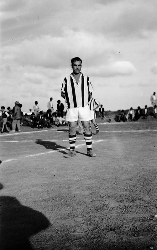 Campo de fútbol de Haría III