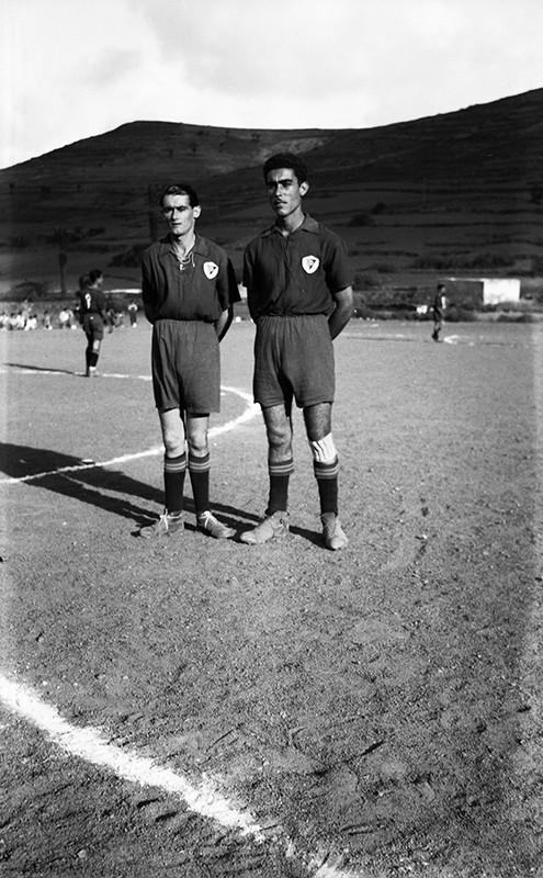 Campo de fútbol de Haría VI