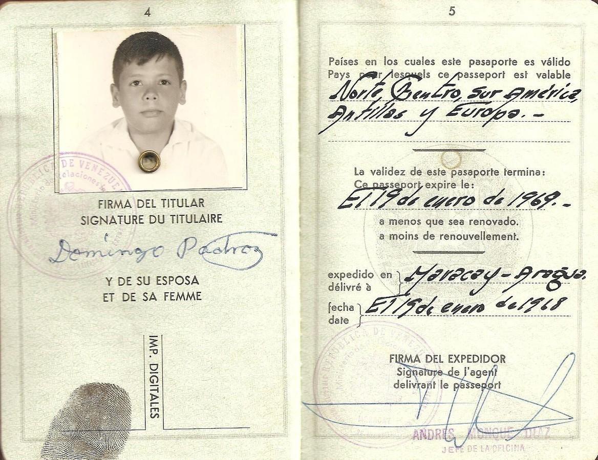 Pasaporte I