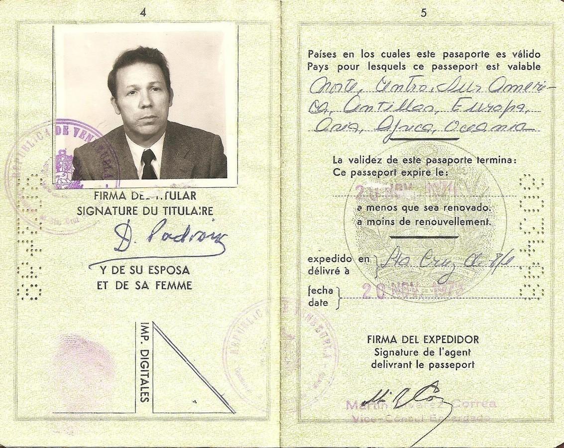 Pasaporte II