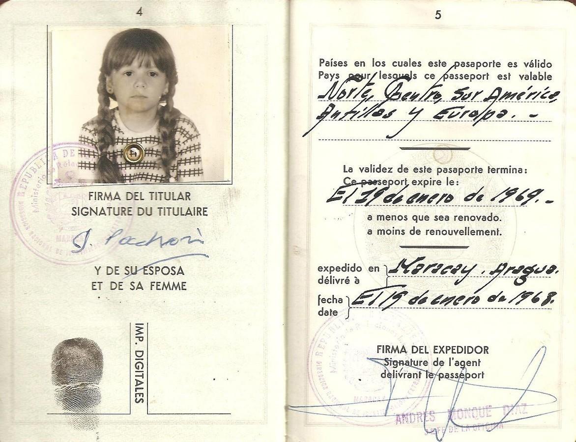 Pasaporte III
