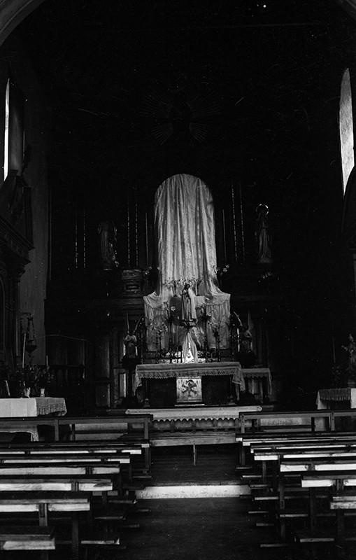 Altar mayor I