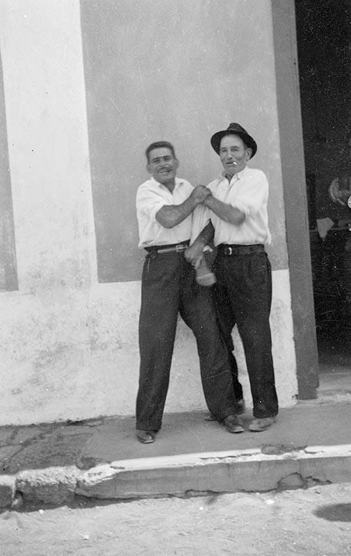 José Machín y José Pérez