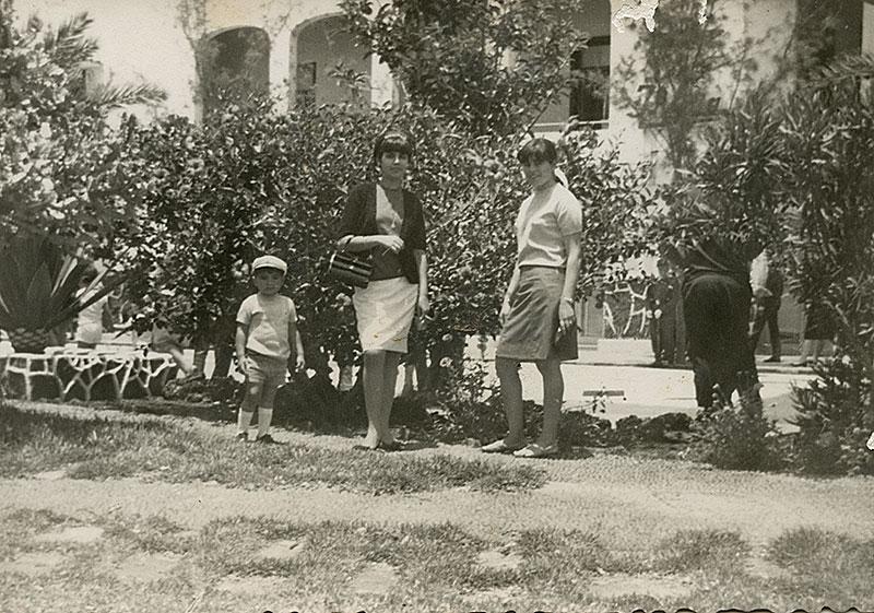 """Niño en el """"Parque Viejo"""" III"""
