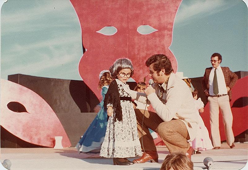 Primer premio Carnaval Infantil