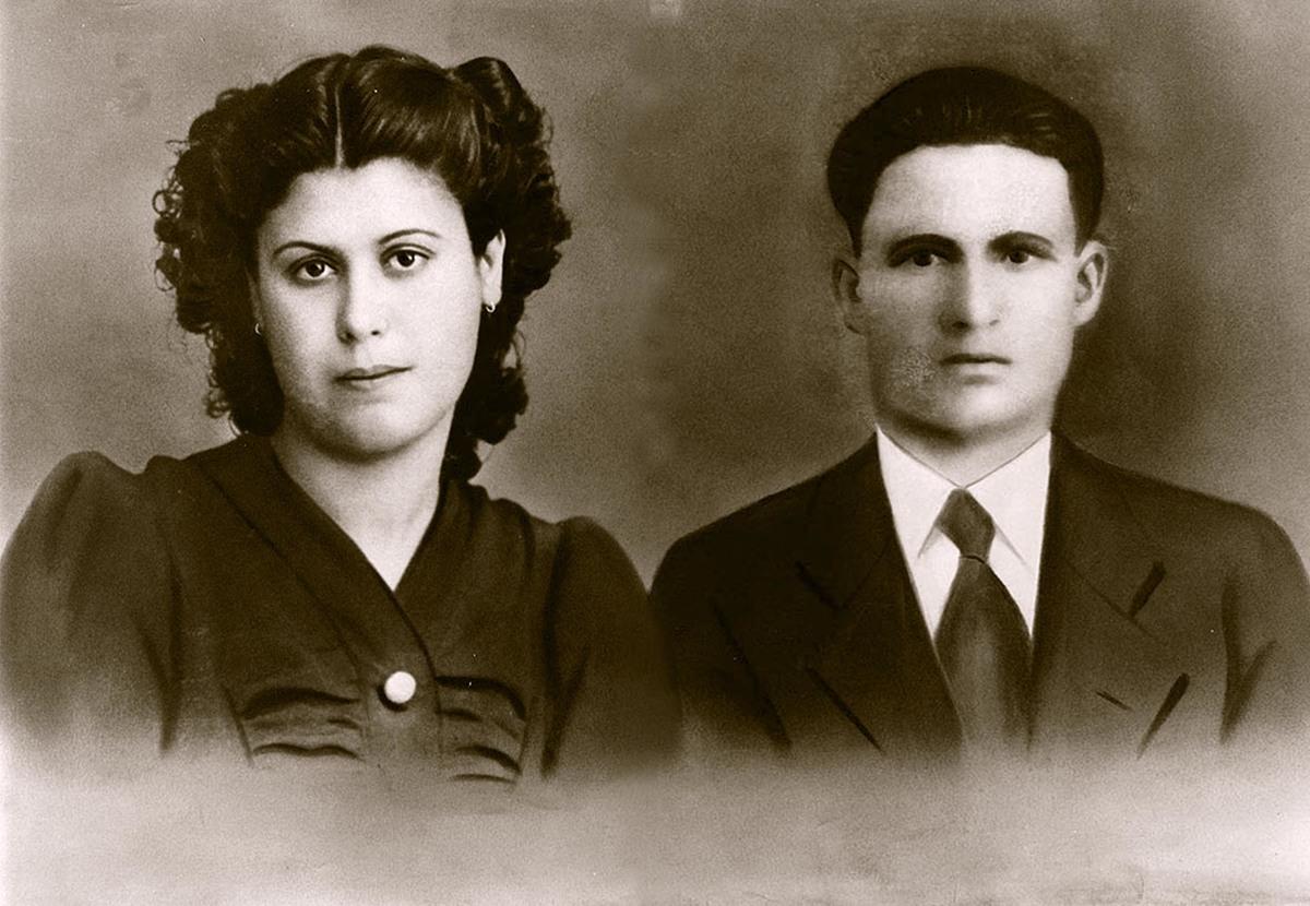 Juana y Martín