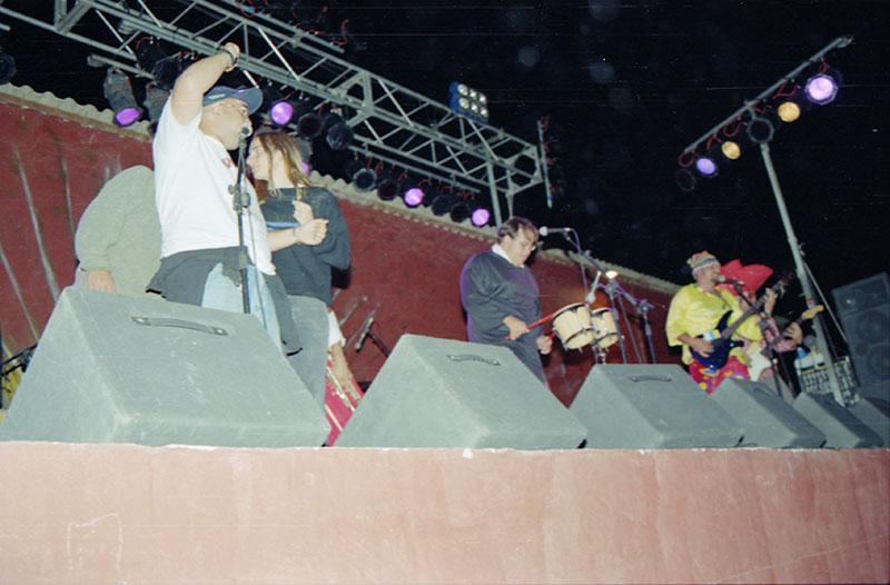 'Kardomillo' en el Festival 'Zurrón' 1998 V