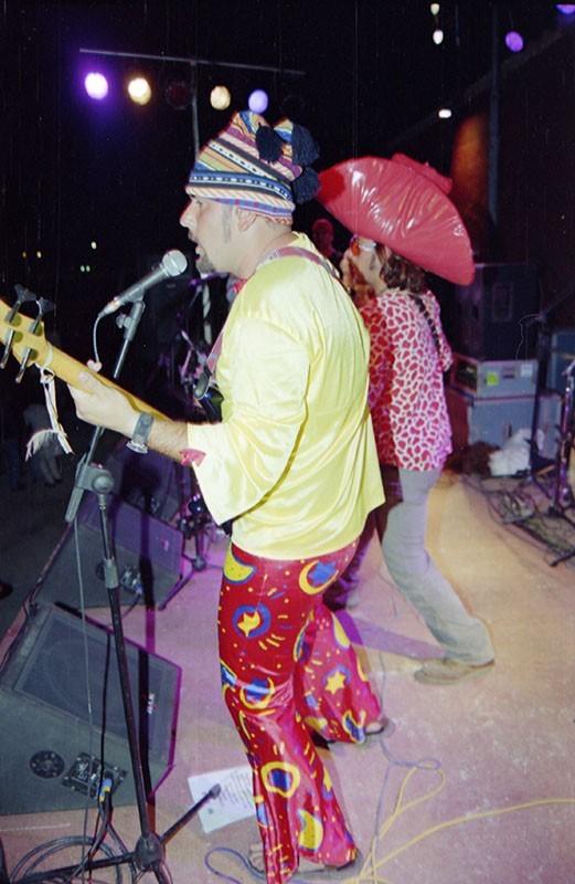 'Kardomillo' en el Festival 'Zurrón' 1998 VII