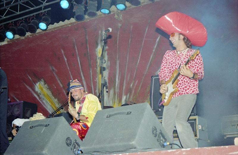 'Kardomillo' en el Festival 'Zurrón' 1998 VIII