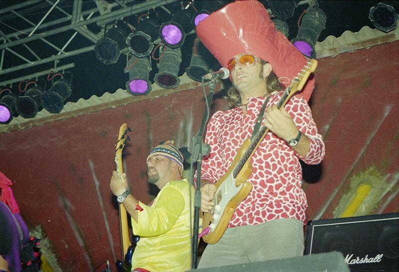 'Kardomillo' en el Festival 'Zurrón' 1998 IX