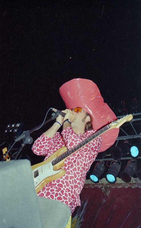 'Kardomillo' en el Festival 'Zurrón' 1998 XI