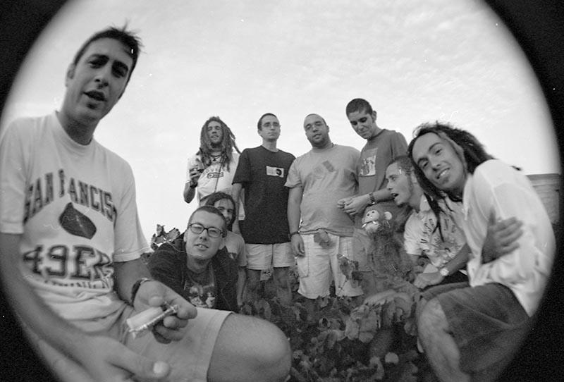 Grupo 'Pechuga Band' I