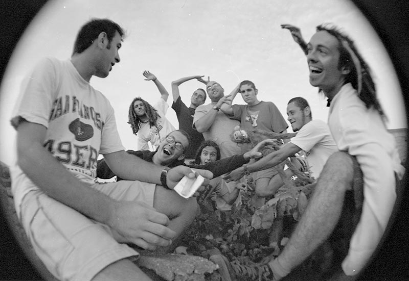 Grupo 'Pechuga Band' IV