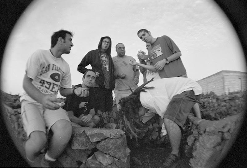 Grupo 'Pechuga Band' II