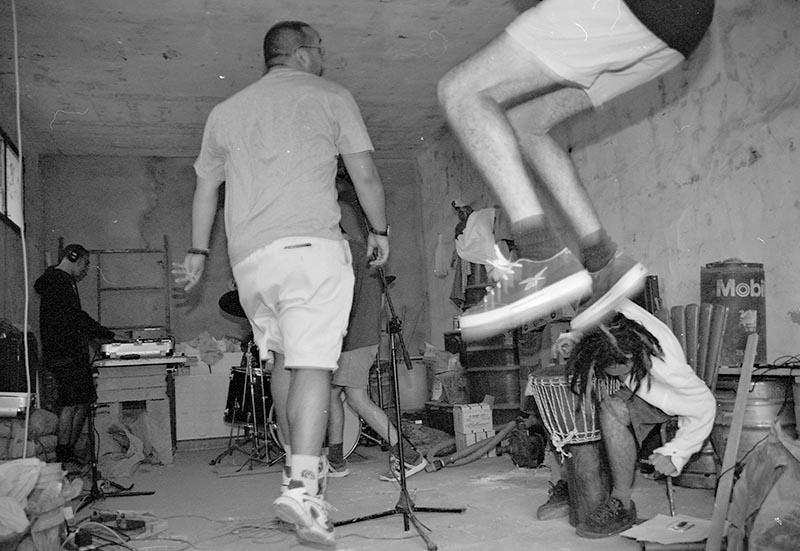 Grupo 'Pechuga Band' V