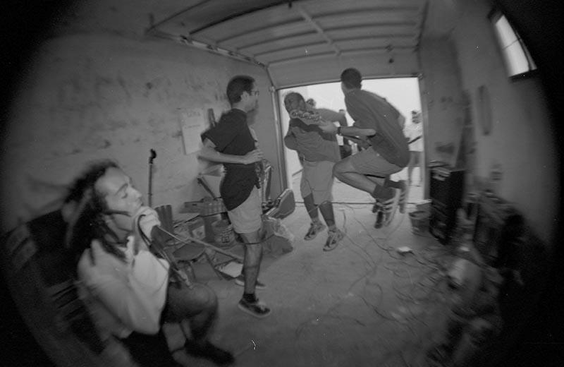 Grupo 'Pechuga Band' VIII