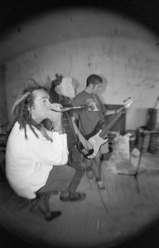 Grupo 'Pechuga Band' IX