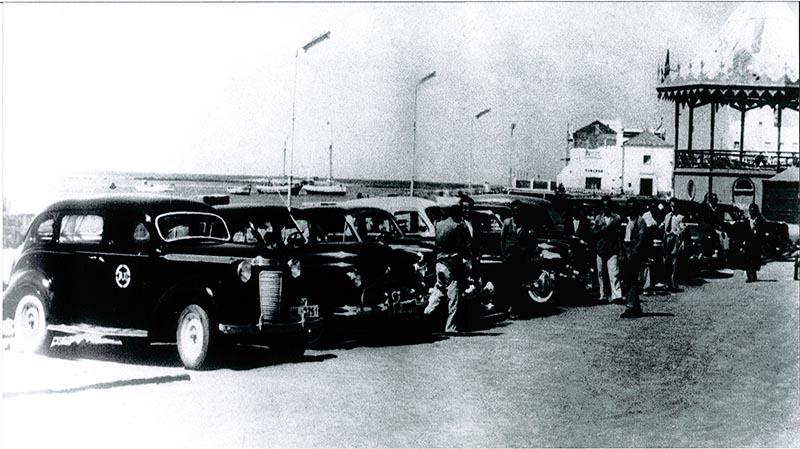 Taxis en Arrecife