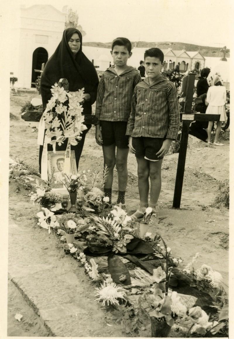 En el cementerio de Arrecife I