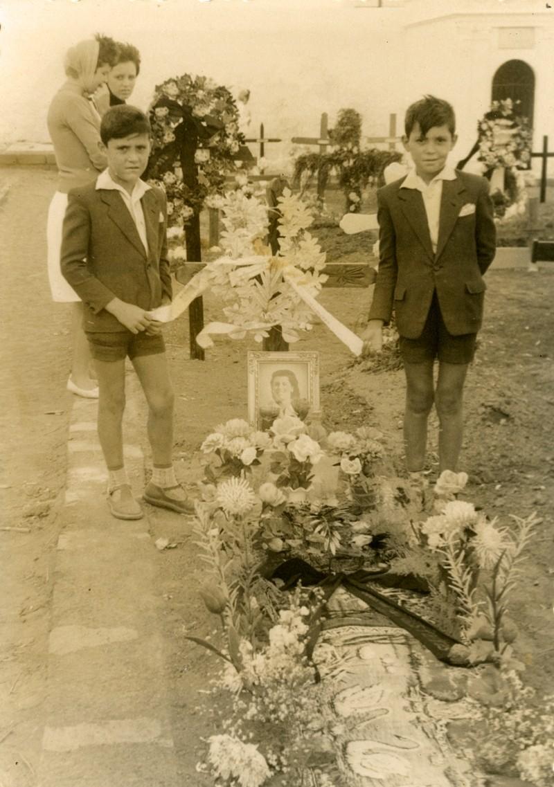 En el cementerio de Arrecife II