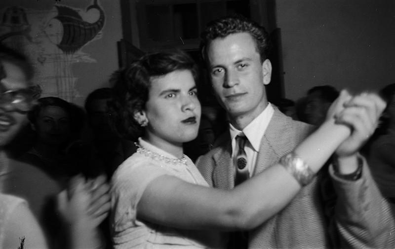 Baile en Máguez I