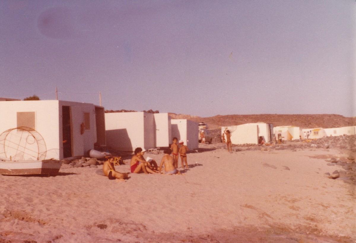 Acampada en Pechiguera II