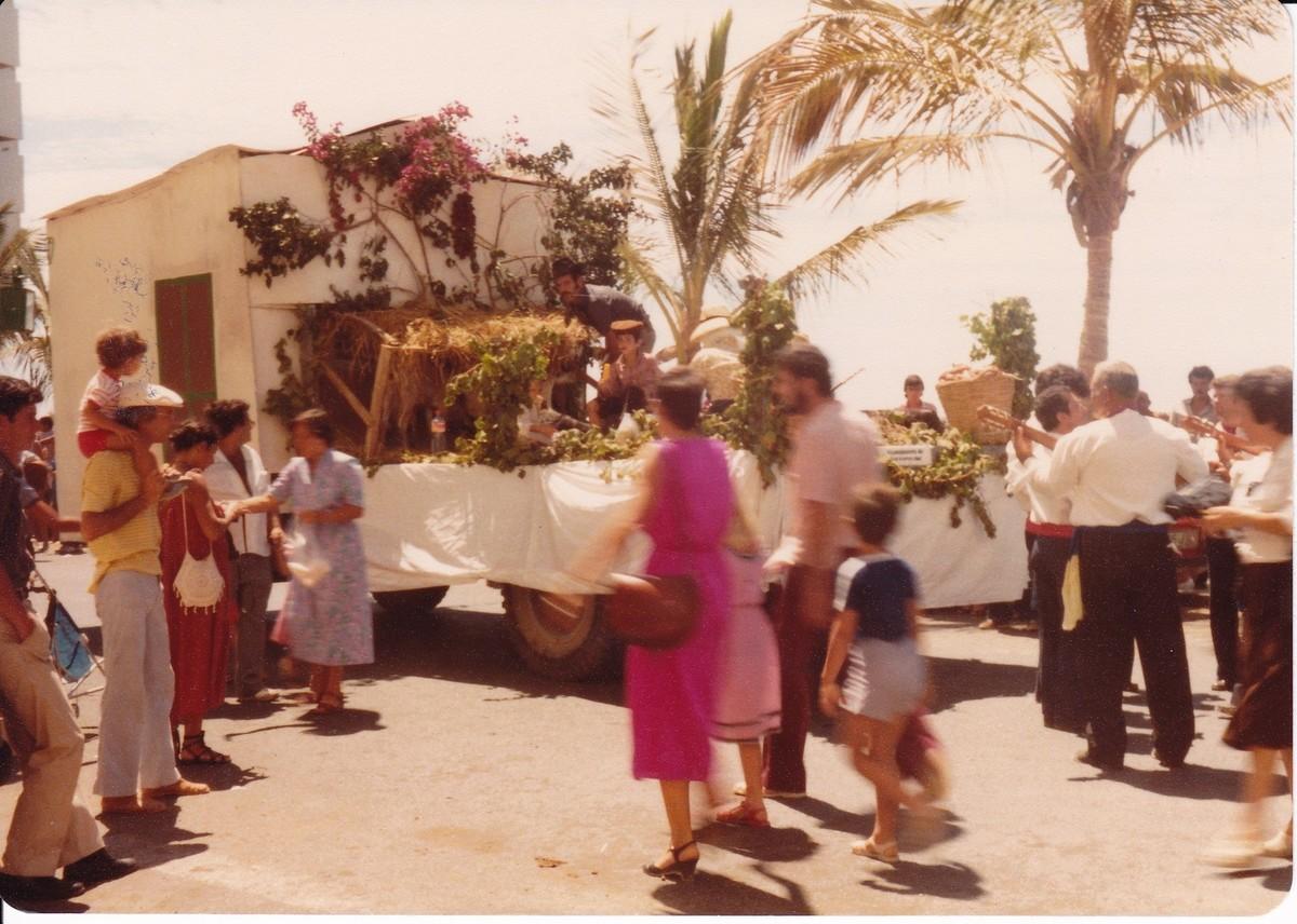 Romería por las fiestas de San GInés VI