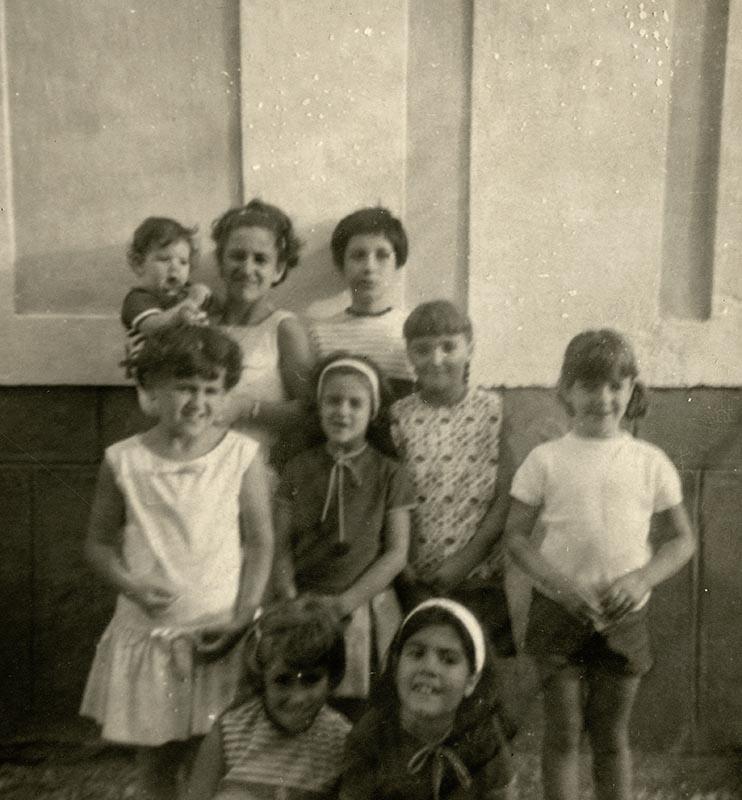 Niños en la calle El Duende II