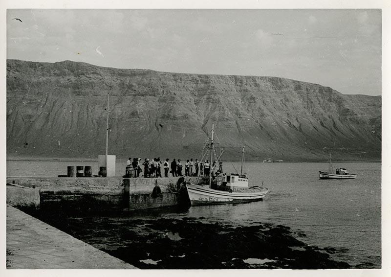 Muelle de La Graciosa II