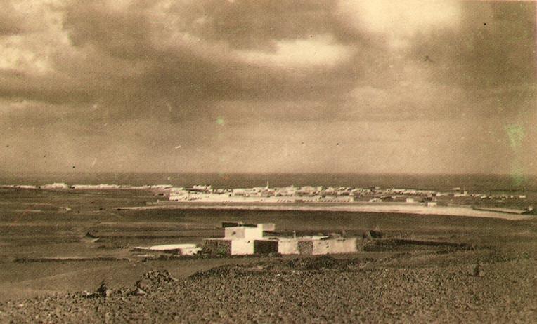 Arrecife desde Argana Alta
