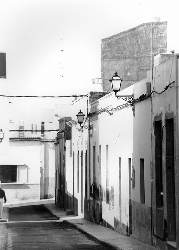 Casas antiguas del Charco de San Ginés IV