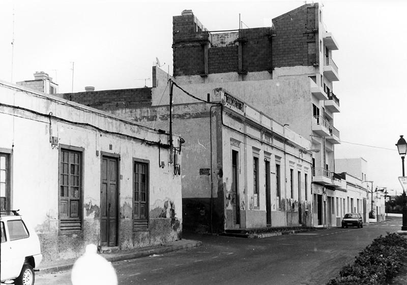 Casas antiguas del Charco de San Ginés V