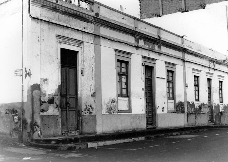Casas antiguas del Charco de San Ginés VI