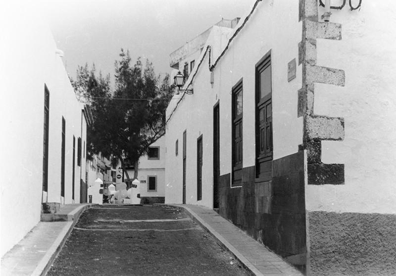 Casas antiguas del Charco de San Ginés VII