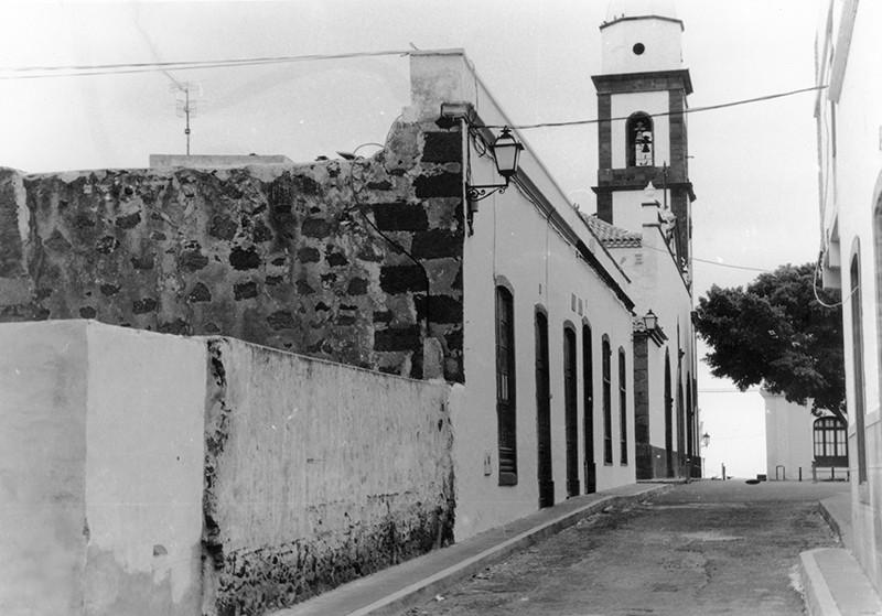 Casas antiguas del Charco de San Ginés IX