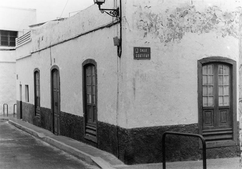 Casas antiguas del Charco de San Ginés X
