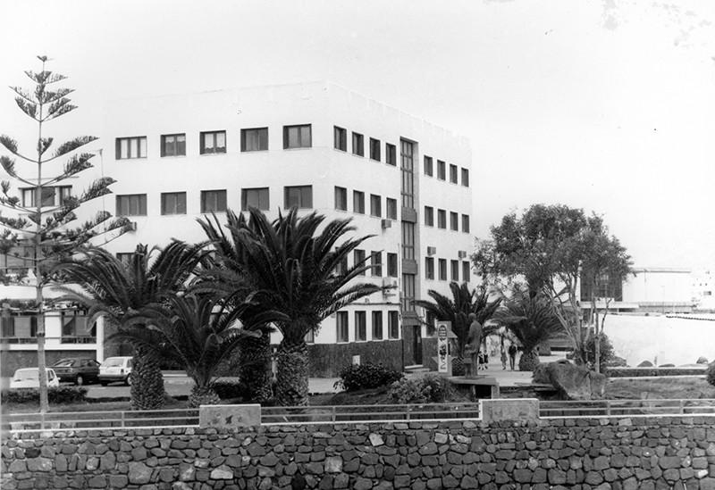 Casas antiguas del Charco de San Ginés XI