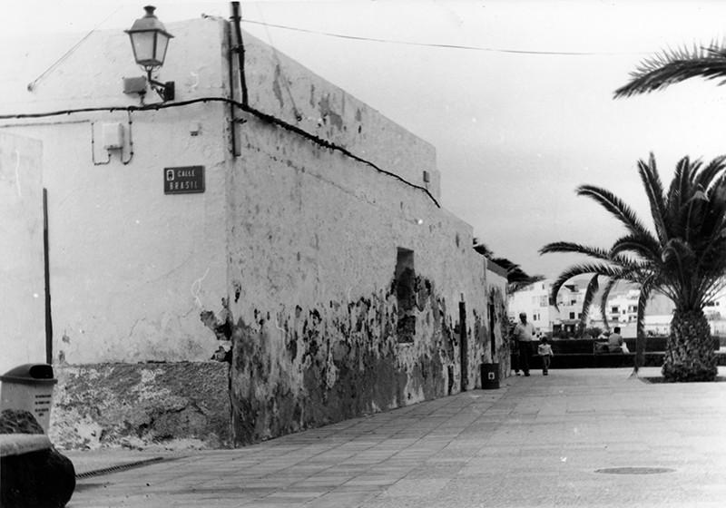 Casas antiguas del Charco de San Ginés XII