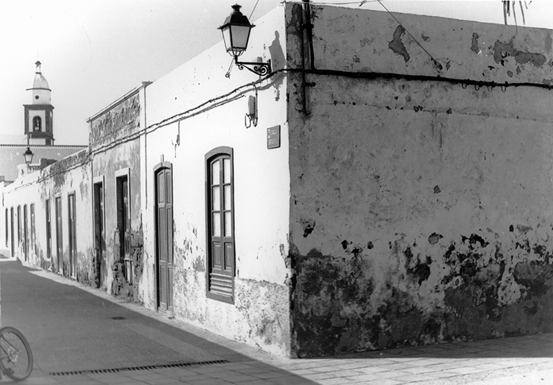 Casas antiguas del Charco de San Ginés XIII