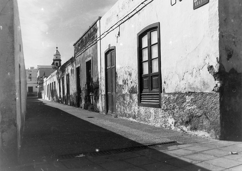 Casas antiguas del Charco de San Ginés XV