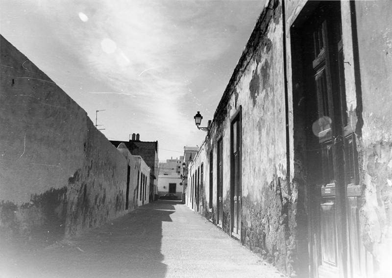 Casas antiguas del Charco de San Ginés XVI