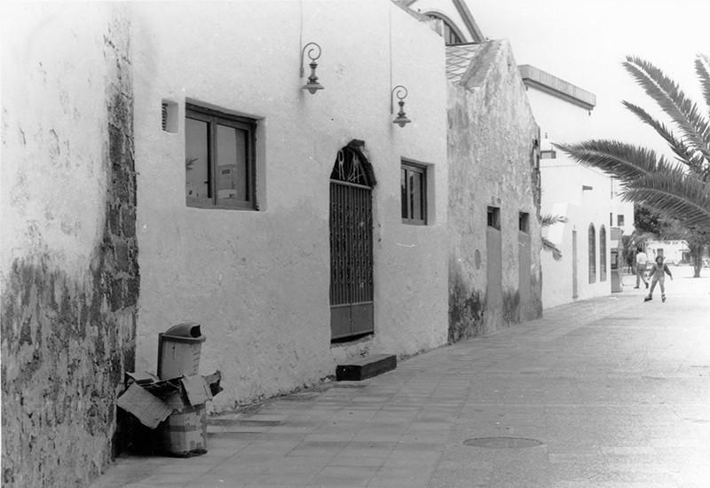 Casas antiguas del Charco de San Ginés XVII