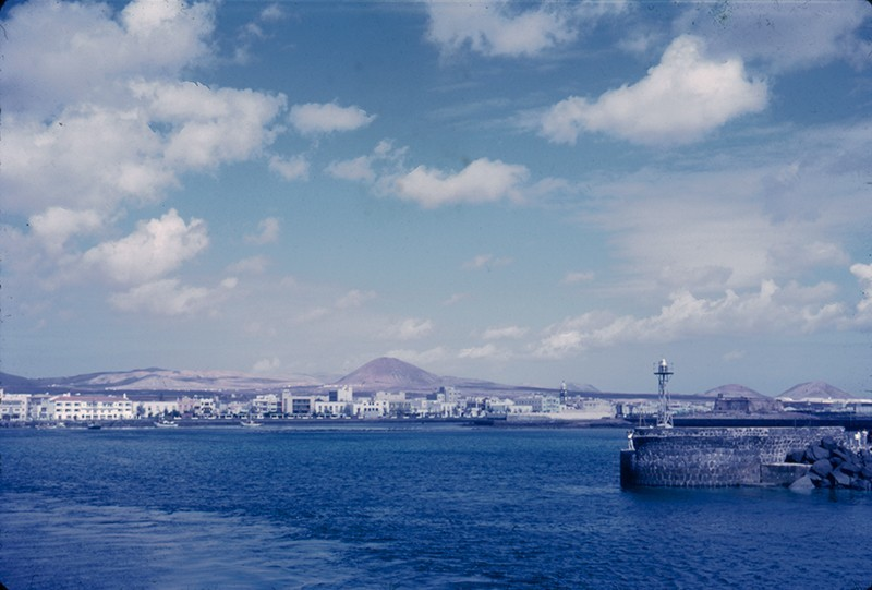 Frente marítimo de Arrecife