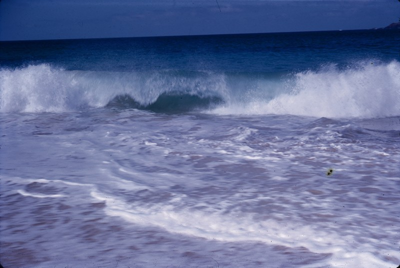 En la playa de Las Conchas IV
