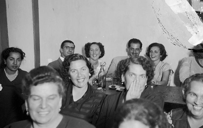 Grupo de las mesas