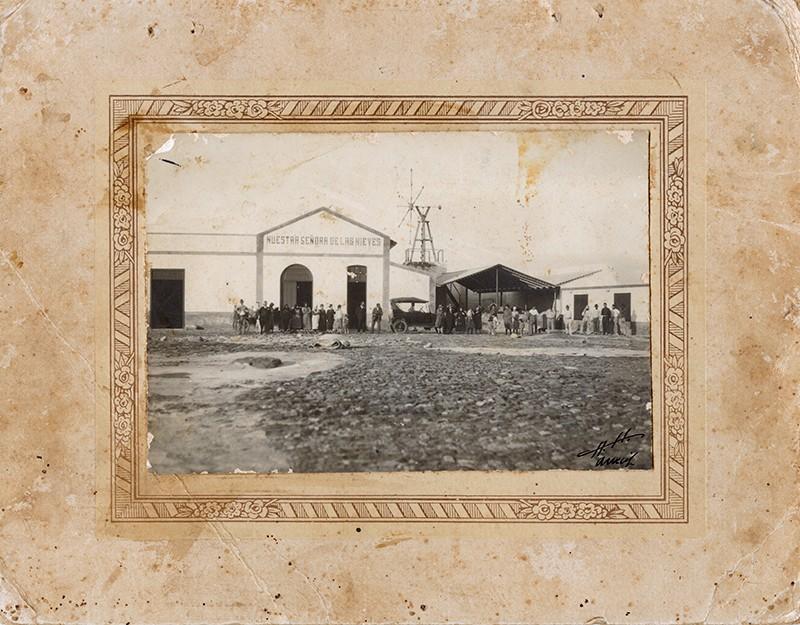 Fábrica de Las Nieves