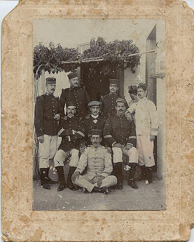 Militares en Fuerteventura