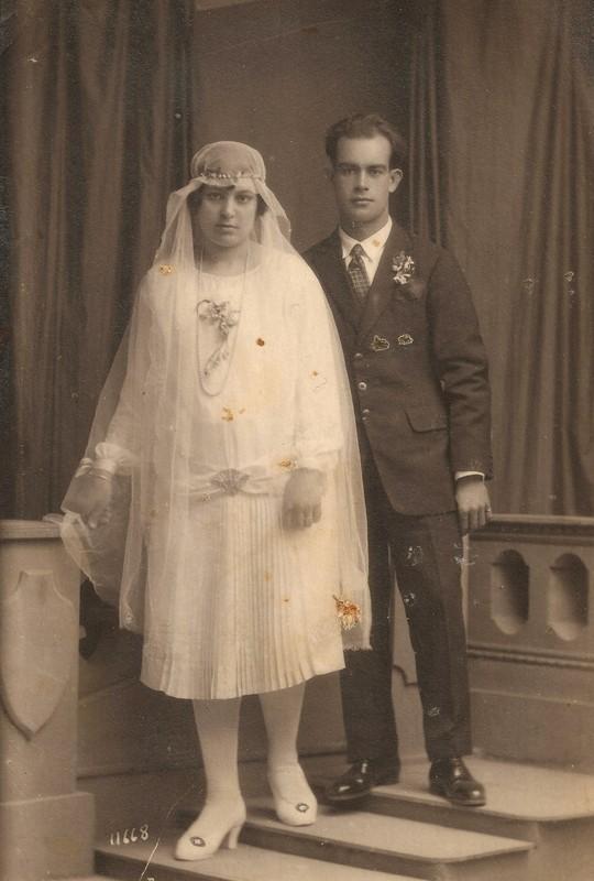 Juan y Rosalía
