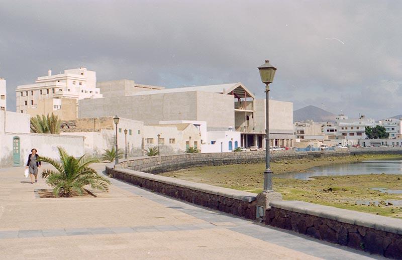 Obras de la avenida del Charco de San Ginés XIII